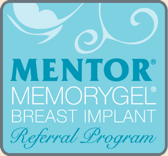 MENTOR® MemoryGel® Breast Implant Referral Program