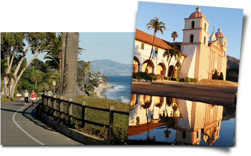Photos of Santa Barbara